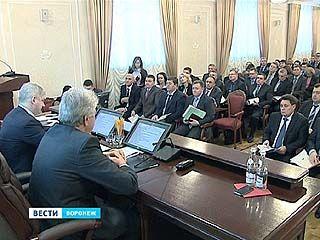 На планёрке в Воронежской мэрии подвели итоги общегородского субботника