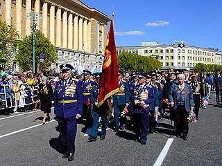 На площади Ленина пройдет репетиция праздничного парада