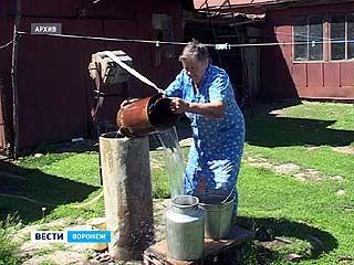 На строительство водопроводных сетей область получит более миллиарда рублей
