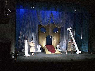 На сцене Воронежского ТЮЗа будет царить театр теней