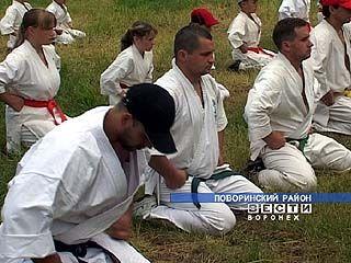 На территории Воронежской области живут самураи