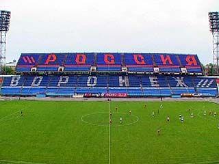 На Центральном стадионе профсоюзов состоялись футбольные матчи аутсайдеров
