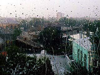 На Воронеж надвигается циклон