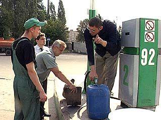 """На воронежских заправках проходит операция """"Нефть"""""""