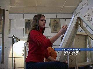 На всероссийской выставке работу бутурлиновской студентки признали лучшей