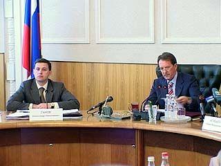 На заседании правительства обсудили региональную программу развития конкуренции