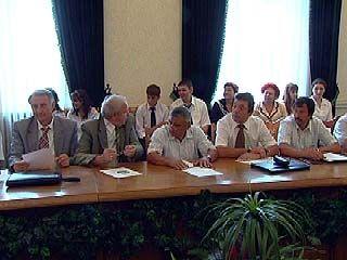 На заседании совета обсудили развитие Воронежской области