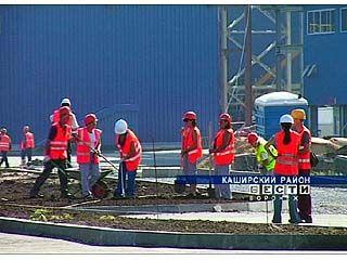 """На заводе """"Бунге"""" в Колодезном завершаются строительно-наладочные работы"""
