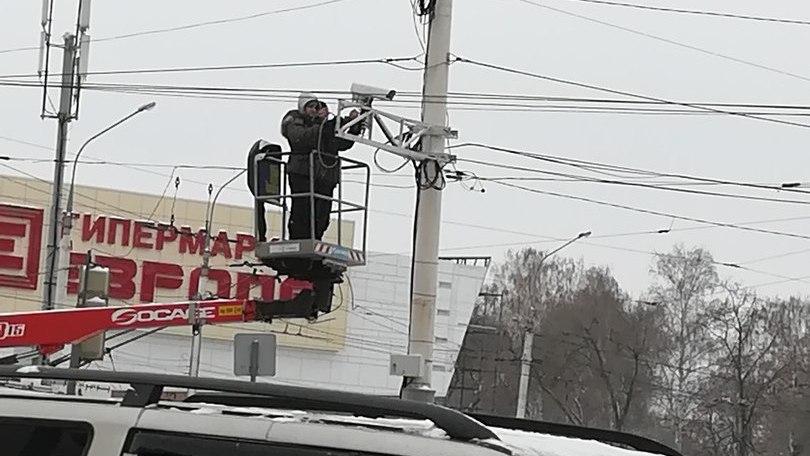 Воронежских автомобилистов предупредили о новых камерах фиксации нарушений