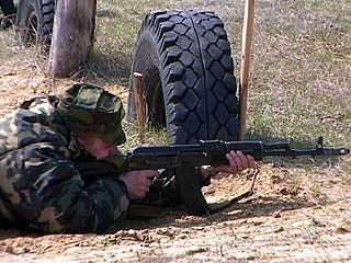 Началась боевая подготовка пограничников