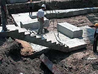 Началось строительство школы в отдаленном районе Воронежа