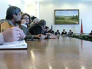 Начался семинар избирательной комиссии области