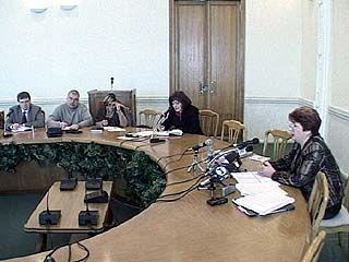 Надежда Сафонова расскажет о бюджете Воронежской области