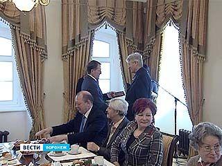Награды от земли Воронежской получили 14 представителей сферы культуры
