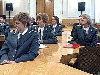 Налоговой службе России исполнилось 15 лет