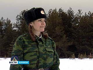 Настоящие защитницы Отечества в преддверье Международного женского дня - на боевом посту