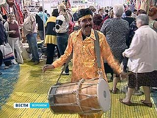 Настоящий восточный базар приехал в Воронеж