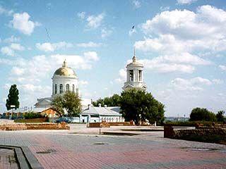 Недалеко от Покровского собора найден труп мужчины