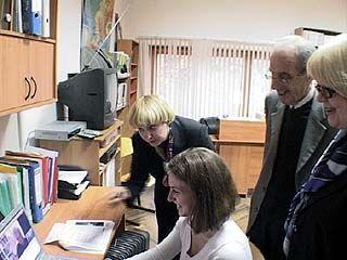Необычный эксперимент прошел во Французском центре ВГУ