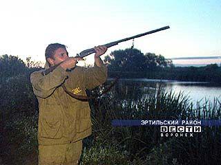 Несчастный случай на охоте произошел в Подгоренском районе