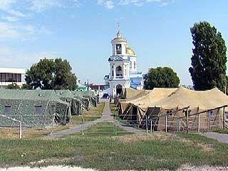 Несколько сотен паломников собрались у Покровского храма