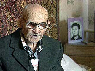 Николай Маслов отметил 103-й День рождения
