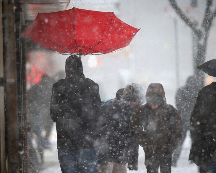 Снег, дождь и сильный ветер – МЧС предупреждает о резком ухудшении погоды в Воронежской области