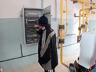 Новая котельная в микрорайоне Тенистый снова введена в эксплуатацию