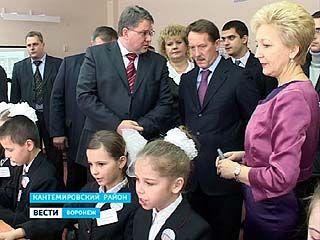 Новая школа стала новогодним подарком для учеников села Митрофановка