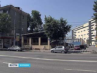 Новое здание на улице Плехановской рядом с подземным пешеходным переходом снесут