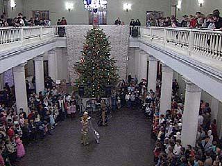 Новогодний утренник для сирот пройдет во Дворце творчества детей и молодежи