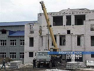 Новую школу в Среднем Икорце обещают открыть через год