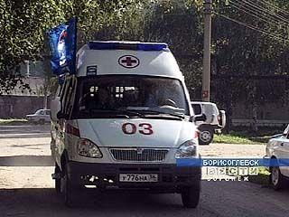 Новые машины скорой помощи поступили в Борисоглебск