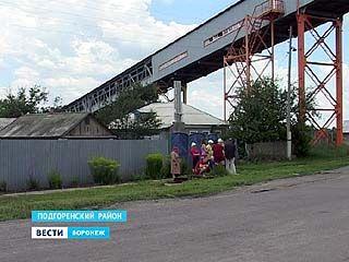 Новый цементный завод не даёт спать жителям посёлка Подгоренский