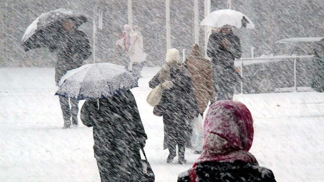 Синоптики рассказали, сколько продлится метель в Воронежской области