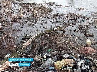 Об уборке мест отдыха на берегах рек вспоминают ближе к купальному сезону