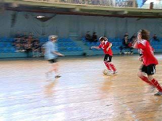 Областной турнир по мини-футболу финишировал в Воронеже