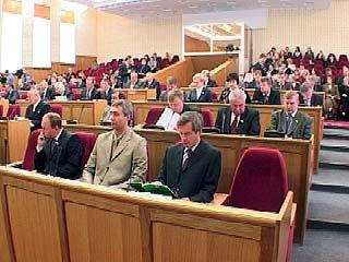 """Облдума приняла закон """"О профилактике правонарушений"""""""