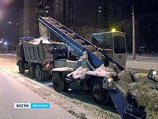 Обочины освободят для снегоуборочной техники