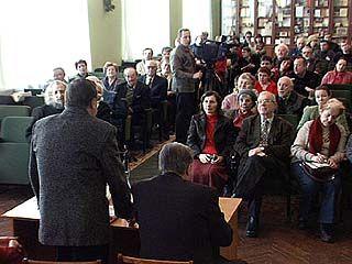 Общественная палата начнет работу в Лисках