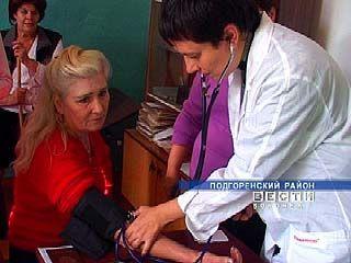 Общество православных врачей организовало выезд в Подгоренский район