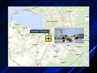 Очередное ЧП с воронежским самолётом Ан-148 - в аэропорту Пулково