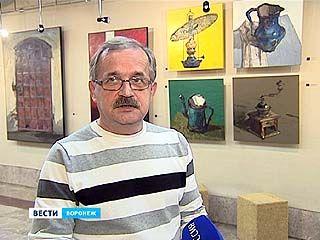 """""""Одиночество артефактов"""" - портреты предметов на выставке Юрия Глюдзы"""
