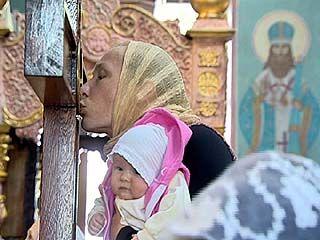 Одна из великих православных святынь доставлена в Воронеж