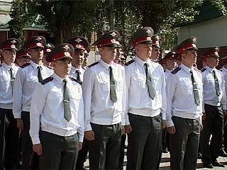 Офицеров МВД в России стало больше