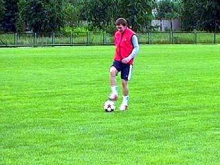 Оглащен список футболистов на участие в отборочных матчах Чемпионата Мира