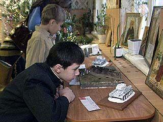 """Около 500 учеников приняли участие в конкурсе """"За святую Русь"""""""