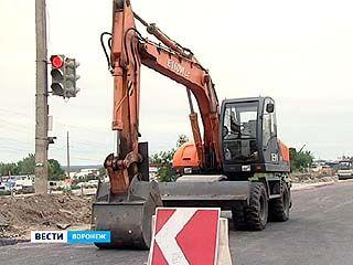 Окружную автодорогу отремонтировать в обещанные сроки не успели