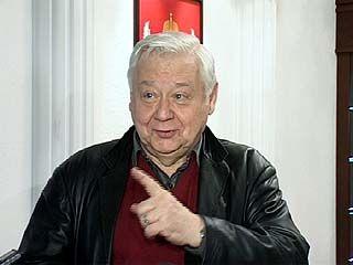 Олег Табаков посетил Воронеж