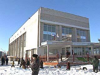 Ольховатский район в подарок на юбилей получил новый спорткомплекс